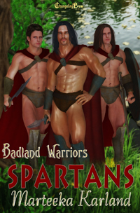Spartans by Marteeka Karland