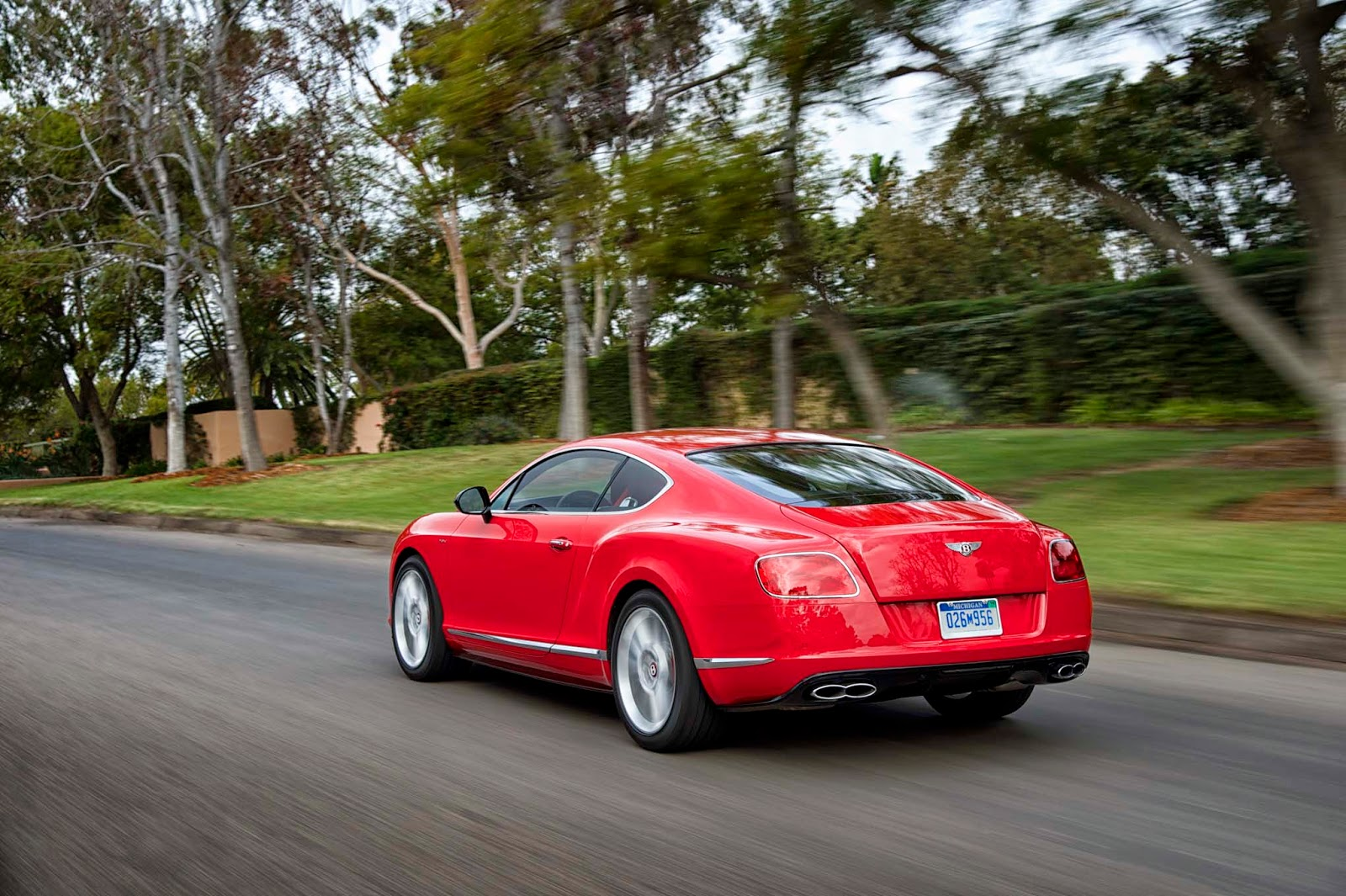 2014 Bentley Continental GT V8 S Wallpaper