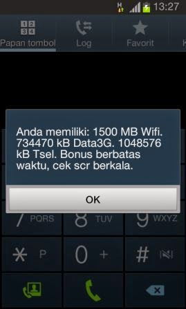 Paket Internet WiFi Telkomsel