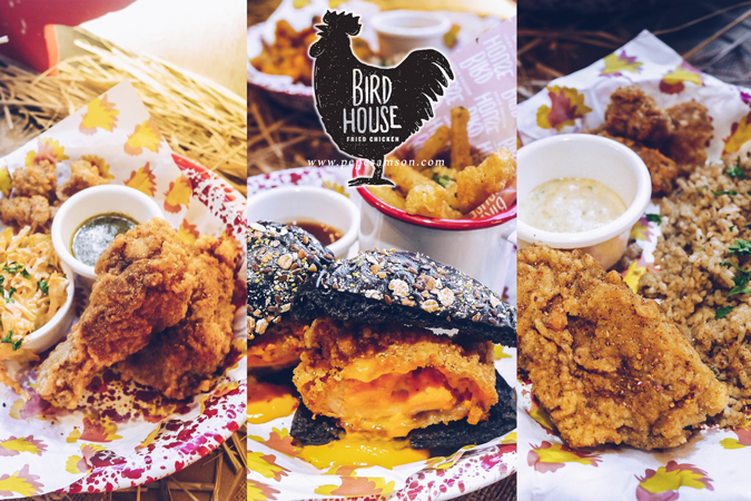 All About Fried Chicken: Birdhouse in BGC