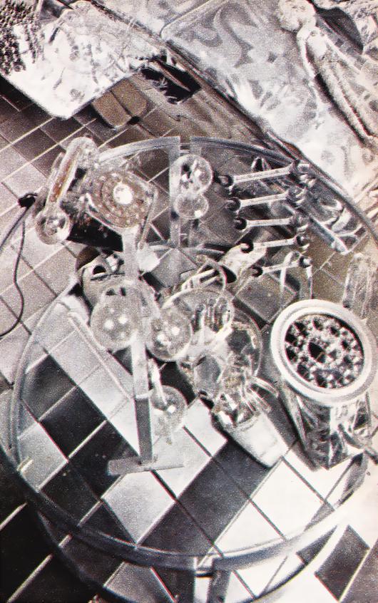 1960s silver fashion