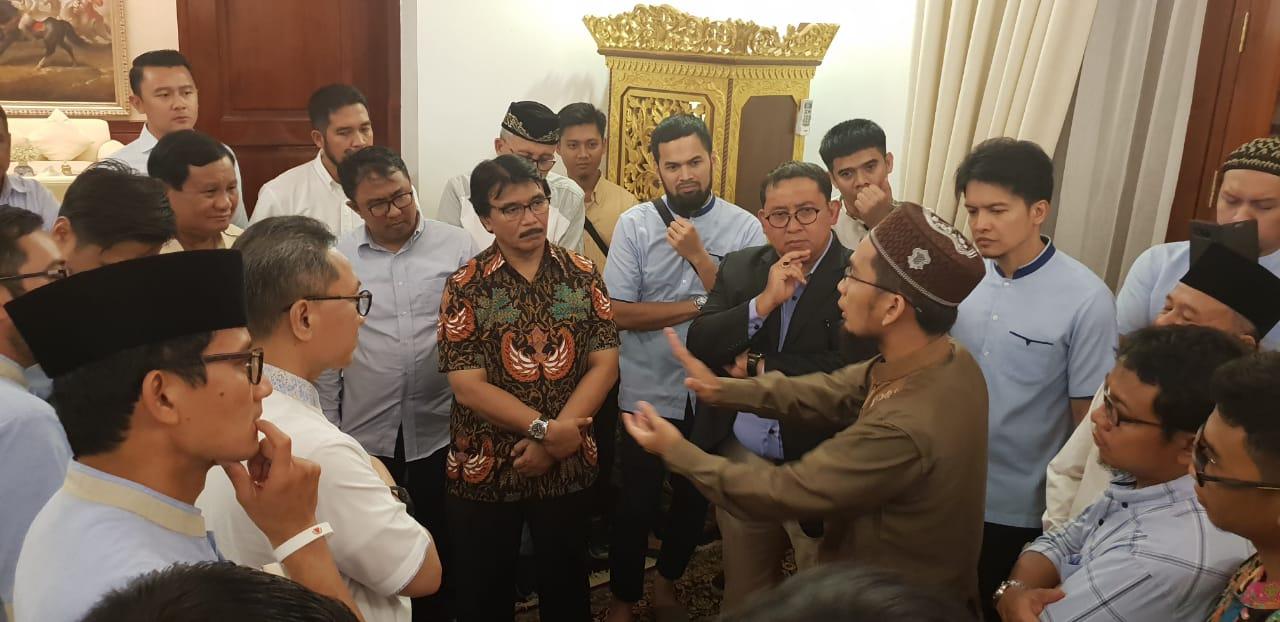 Terungkap! Inilah Dai yang Bermimpi Bertemu Prabowo 5 Kali