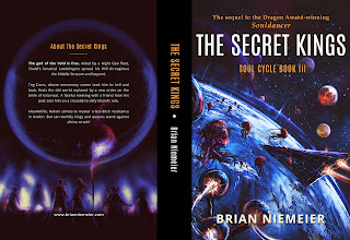 The Secret Kings - Front and Back Covers