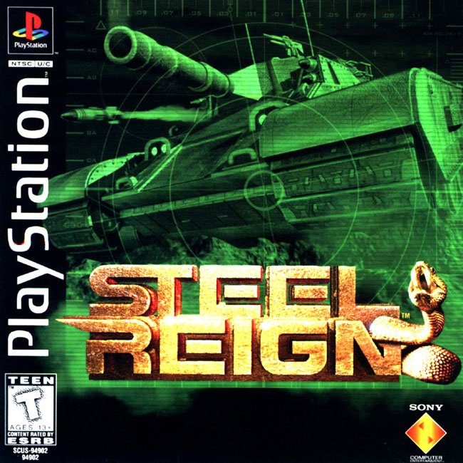Steel Reign - PS1 - ISOs Download