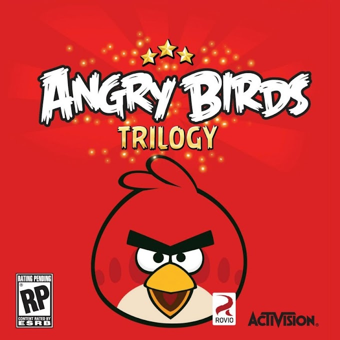 Angry Birds Trilogy - Now available for gaming consoles