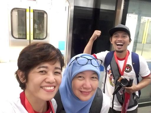 Tertib Naik MRT Bagian Dari Disiplin Diri