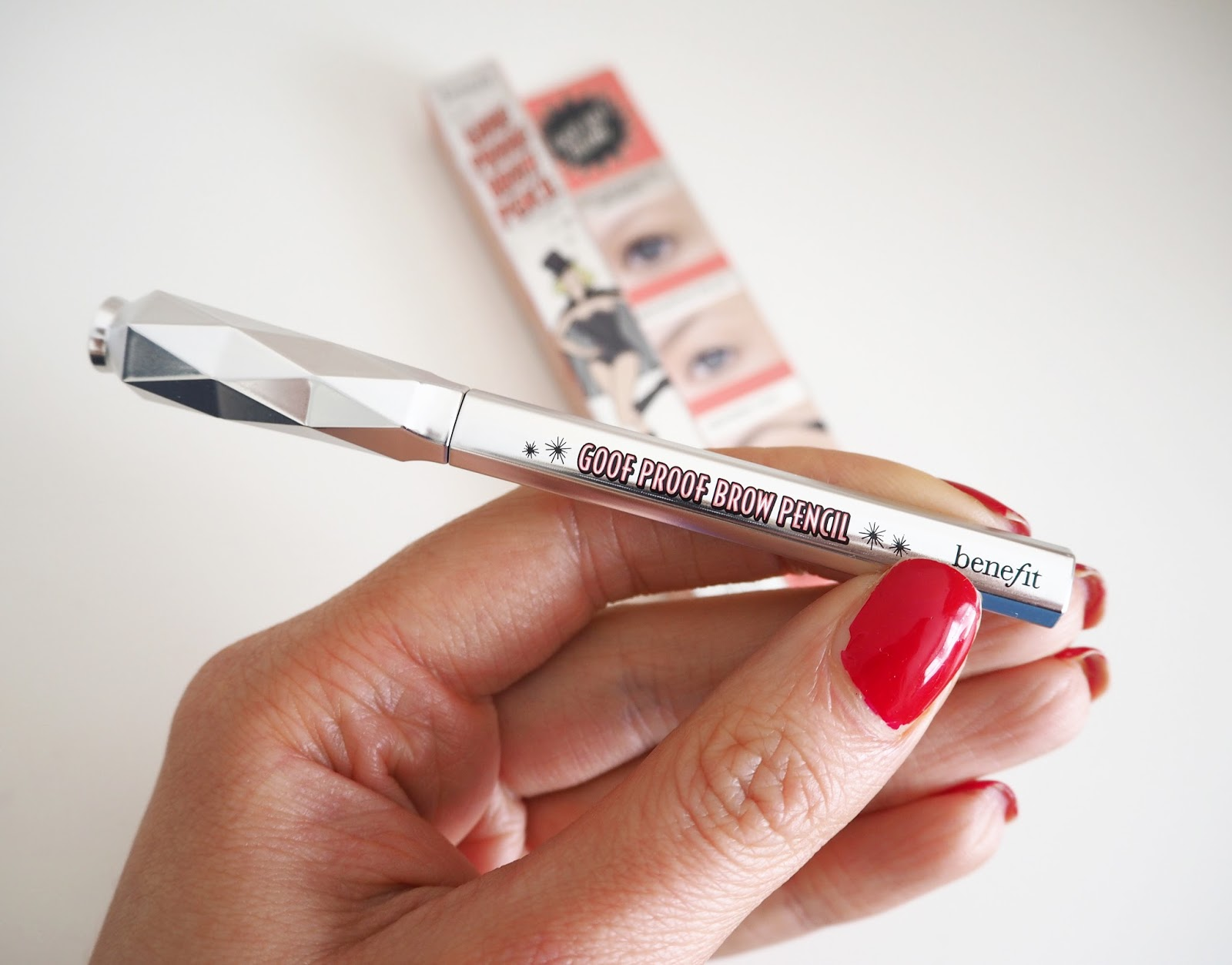Loves List: June Benefit Goof Proof Brow Pencil | Katie Kirk Loves