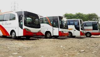Harga Sewa Bus Pariwisata Jakarta Lampung
