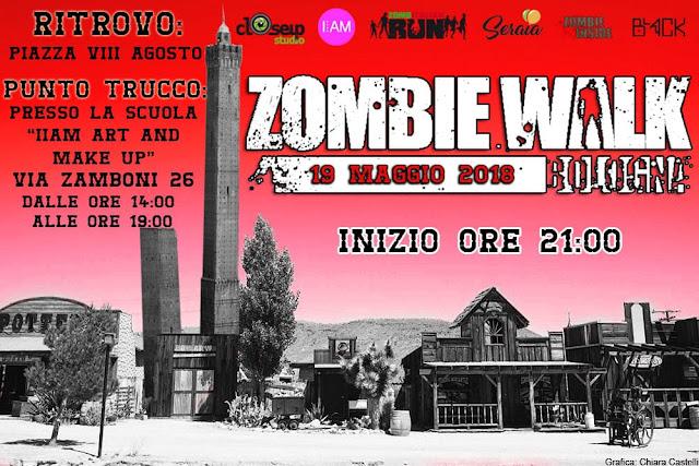 Zombie Walk Bologna