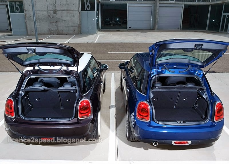 F55 Mini Cooper S 5 Door Hatch Pictures Gallery
