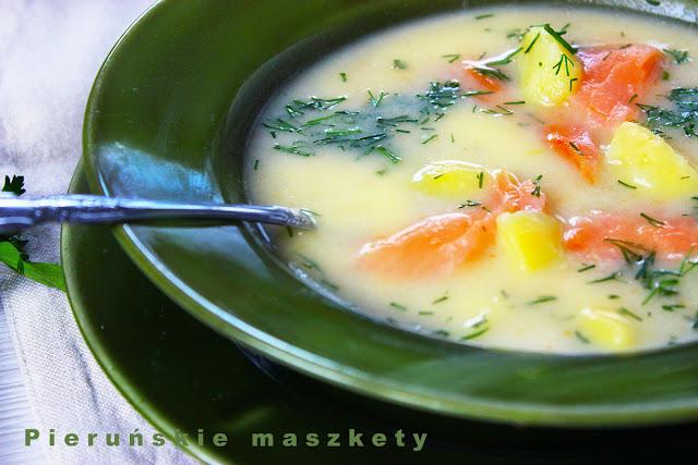 zupa norweska