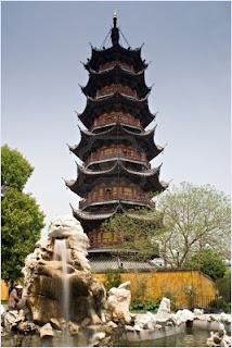 เจดีย์หลงหัว (Longhua Temple)