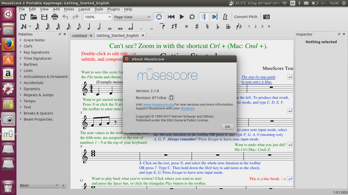How to install program on Ubuntu: How to install MuseScore