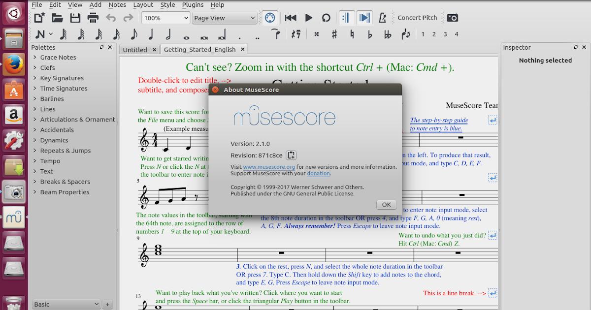 How to install program on Ubuntu: How to install MuseScore