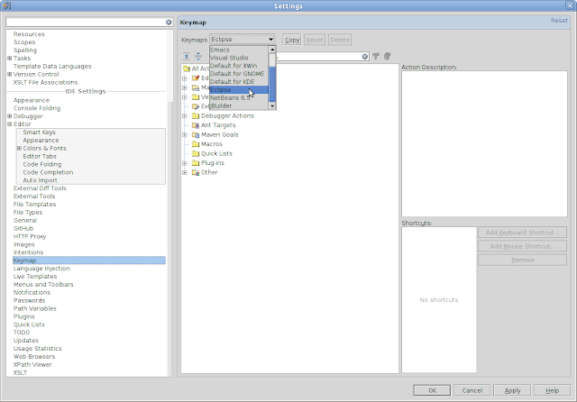 Liftweb setup in 10 minutes - IDE and project configuration - DZone Java