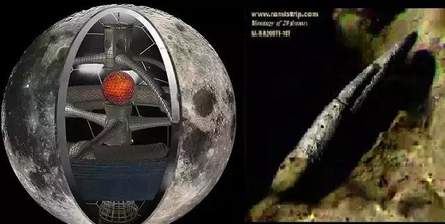 Ο Σωκράτης για το φεγγάρι: Μεγάλη κούφια σφαίρα που στο εσωτερικό της υπάρχουν θάλασσες και στεριές και κατοικούν άνθρωποι σαν εμάς