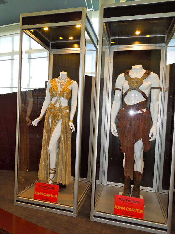 John Carter movie costumes