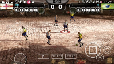 FIFA Street 2 PPSSPP ISO For Android