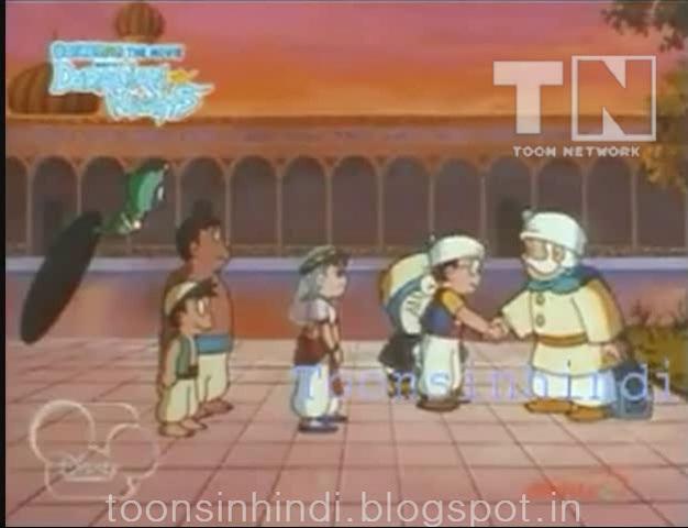 Doraemon: nobita in dorabian nights dthrip 300mb | doraemon.