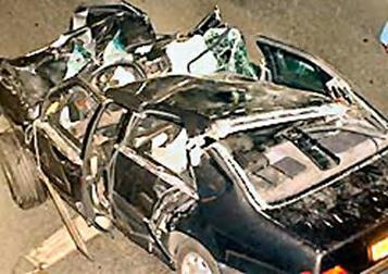Hooper Car Accident