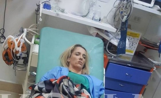 Kosovo journalist Arbana Xharra harshly beaten a week after became part of Politics