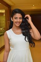 Daksha Nagarkar Cute Beauty in Sleeveless White Dress at Khwaaish Exhibition Launch 2017 ~  Exclusive 045.JPG