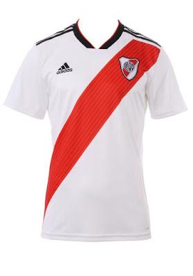 Camiseta; Titular; River; River Plate; 2018; 2019