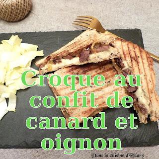 http://danslacuisinedhilary.blogspot.fr/2016/11/croque-monsieur-confit-de-canard-confit-onion.html