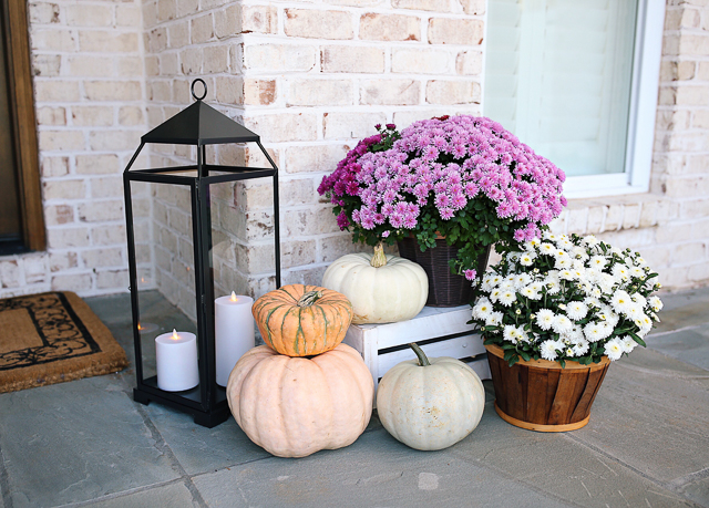 Southern Curls & Pearls: Fall Decorating Ideas (+ House Updates!)
