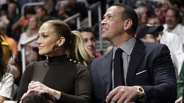 'She said yes': Jennifer Lopez and Alex Rodriguez are engaged