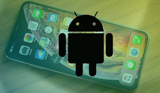funciones de android en apple