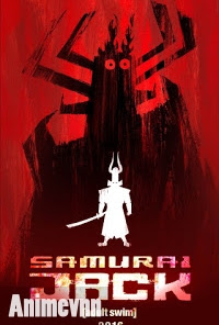 Samurai Jack -  2004 Poster