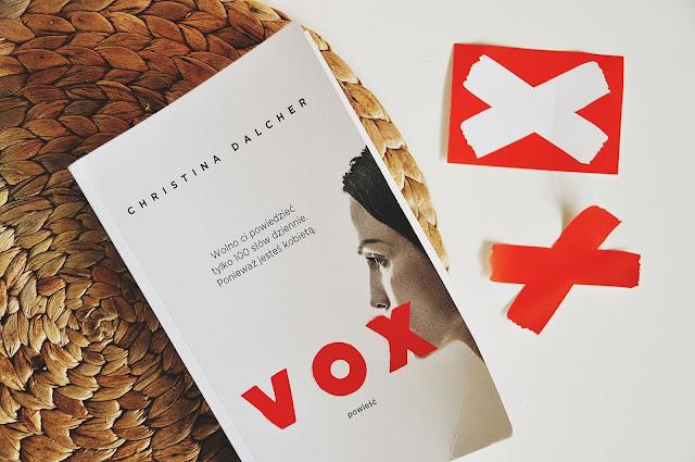 """""""Vox"""" - Christina Dalcher"""