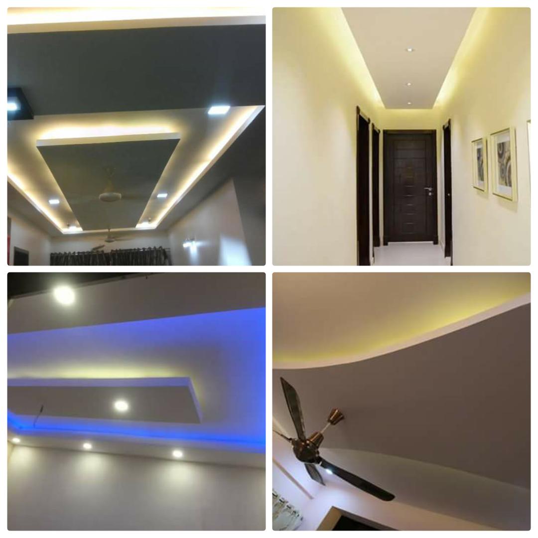 Kumar Interior Thane : Residential False Ceilings Design ...
