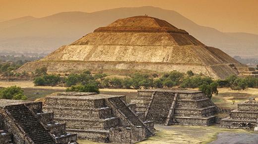 Teotihuacán, alta tecnología: ¿Que hace la mica, un poderoso aislante radiactivo, dentro de estructuras que datan de hace miles de años?