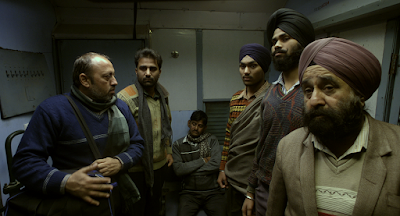 A Still from Gurvinder Singh's Chauthi Koot (aka The Fourth Direction), Sikh Farmer Families, Post-Bluestar Punjab