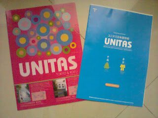 Unitas Language School Japan Study Fair ITB 2013