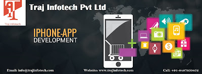 iPhone Application Development - Traj Infotech