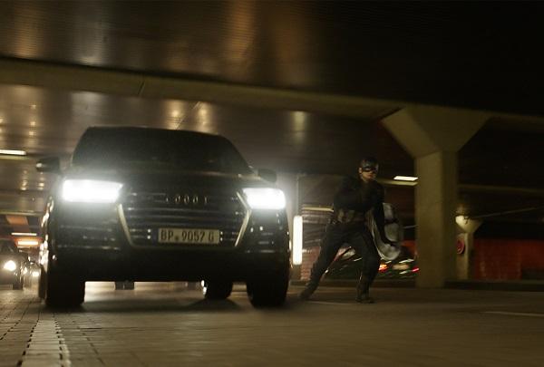 Audi SQ7 Capitán América: Guerra Civil