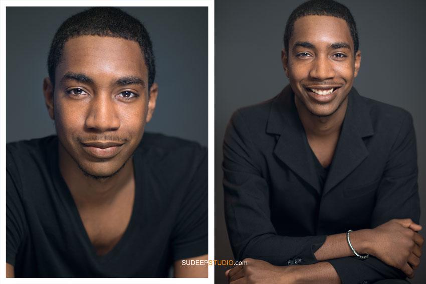 Professional Actor Headshots Male - SudeepStudio.com