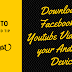 How to Download Facebook and Youtube Videos on Android/PC/Mac