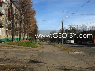 Минск. Улица Харьковская