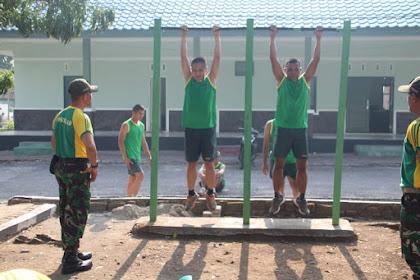 Yonif Para Raider 503 Kostrad Laksanakan Tes Garjas Periodik