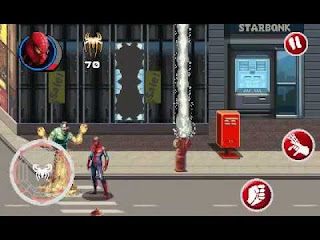 The Amazing Spiderman 2 APK (Java Android Game)