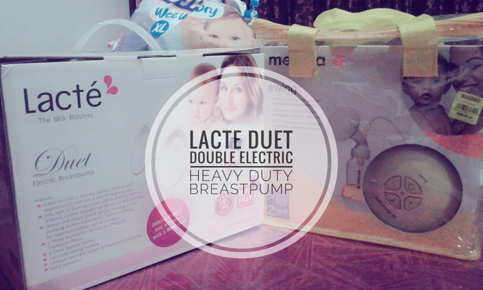 ibu susu ubud, review lacte breastpump, review breastpum terbaik malaysia