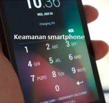 Dengan melindungi smartphone dari pencurian dan kehilangan data adalah hal wajib yang harus anda lakukan dalam aktifitas keseharian dengan smartphone