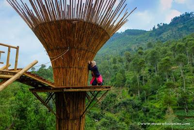 Berpetualang Asyik 2 hari 1 Malam di Lembang - Bandung The Lodge Maribaya
