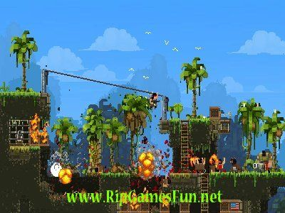 Broforce  ,ripgamesfun,cover,screenshot,wallpaper,image