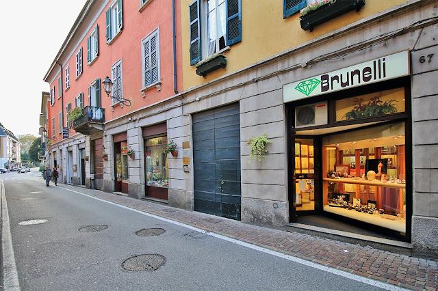 Gioielleria oreficeria Brunelli a Cernobbio