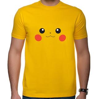 Koszulka Pikachu